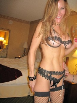 Charming MILFs takes nude selfies and..