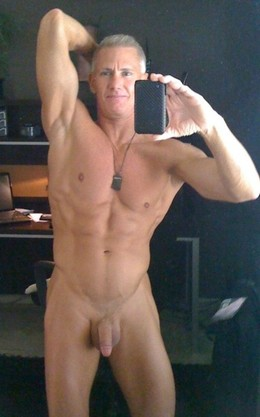 mature men with big cocks, Daddy Selfies