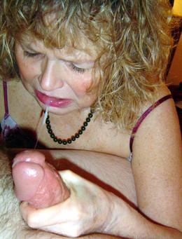 European housewives squeezing their..