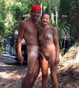 Handmade porn photos from nudist beaches