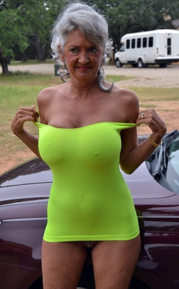 Busty mature girlfriends in..