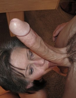 She can not swallow this long dick