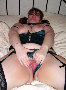 Amateur BBW in lingerie fucked and..
