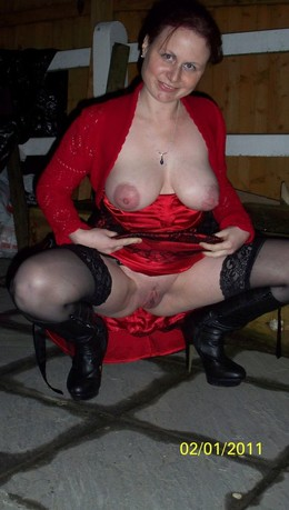 Insatiable housewives always wanting..