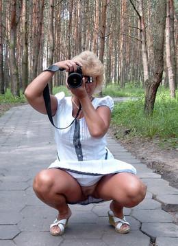 Frolic naked old nymphomaniac, amateur..