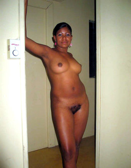 Some naked black hotties give us a..