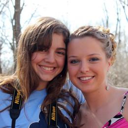 Beautiful young girls, amateur photos..