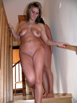 Sexual Adventures old whore in a..