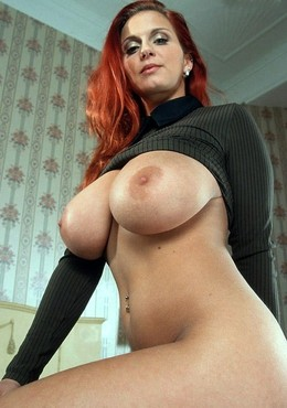 Lonely ex wife show her super big..