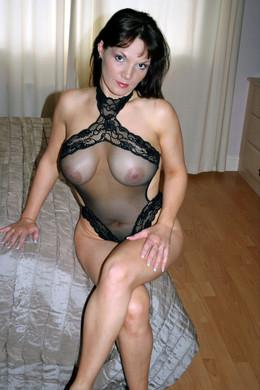 Beautiful slut with big tight boobs on..
