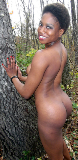 Fully naked ebony BBWs in mixed pictures
