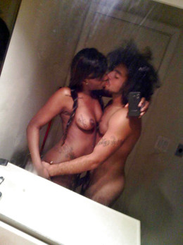This amateur black couple is back and..