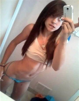 Cutest young girls, erotic teen selfies