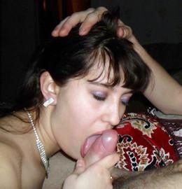 Homemade porn - pleasant oral sex done..